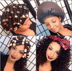 Perm Rods Hair Inspirations From Pinterest 9