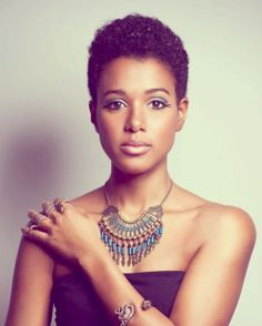 TWA Natural Hair Inspirations 2