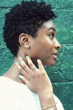 TWA Natural Hair Inspirations 3
