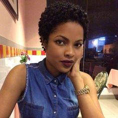 TWA Natural Hair Inspirations 6