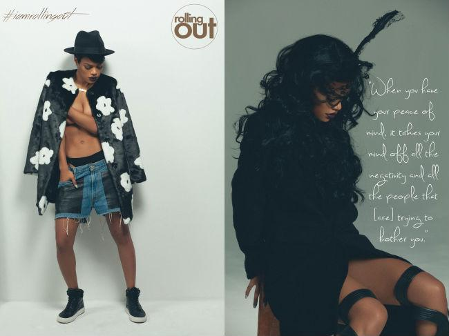 Teyana Taylor For Rolling Out Magazine 4