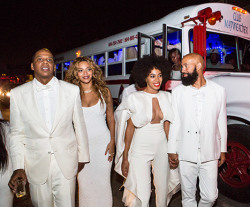 Solange Rocks Gorgeous Afro On Her Wedding Day 12