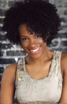 2015 Natural Hairstyles For African American Women 13
