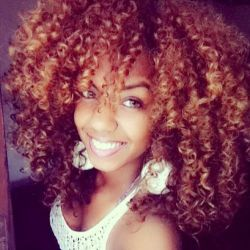 2015 Natural Hairstyles For African American Women 2