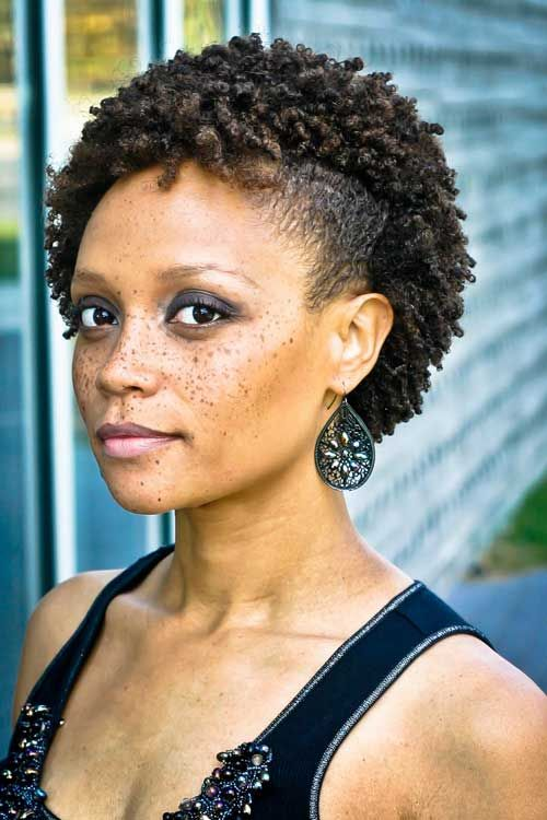 Pleasing 2015 Natural Hairstyles For African American Women The Style Short Hairstyles Gunalazisus