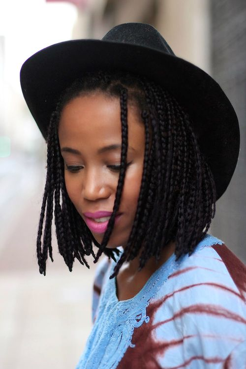2015 Natural Hairstyles For African American Women 9