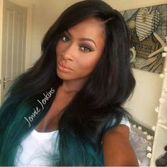 15 Unique Colored Hair Combinations On Black Women That Will Blow Your Mind 6