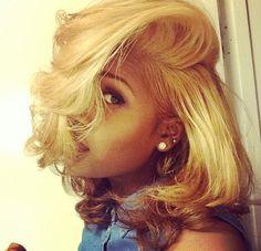 22 Unique Colored Hair Combinations On Black Women That