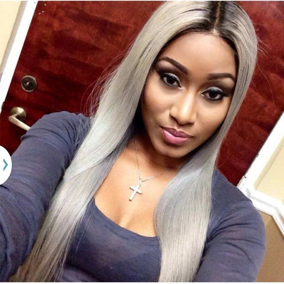 2015 Hair Trends - Black Women Rocking Grey Hair 10