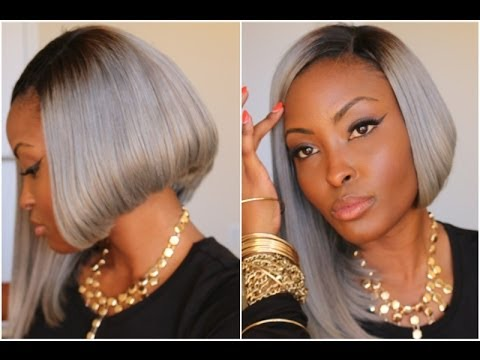 2015 Hair Trends - Black Women Rocking Grey Hair 11