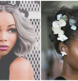 2015 Hair Trends - Black Women Rocking Grey Hair 4