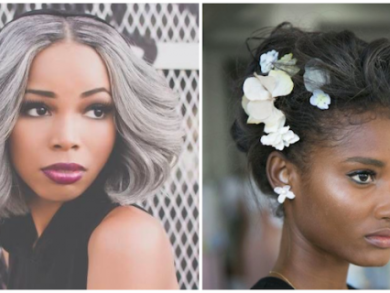 2015 Hair Trends - Black Women Rocking Grey Hair 4
