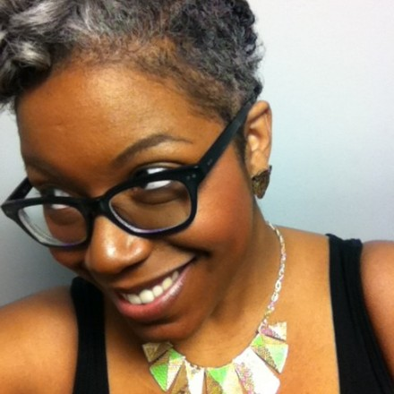 2015 Hair Trends - Black Women Rocking Grey Hair 7