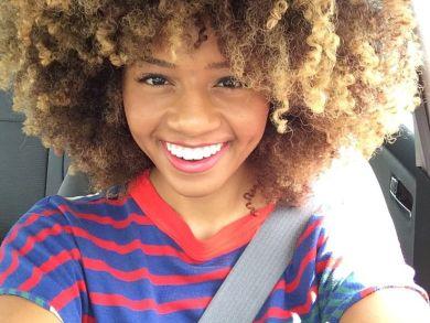 Black Natural Hair Inspirations Part 6 10
