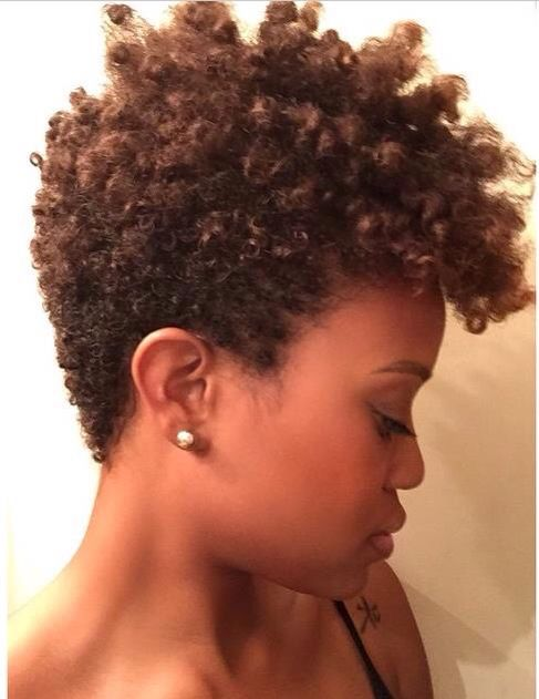 2015 Spring & Summer Natural Hairstyles for Black Women 15