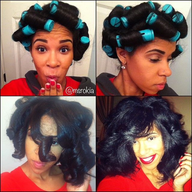 2015 Spring & Summer Natural Hairstyles for Black Women 7