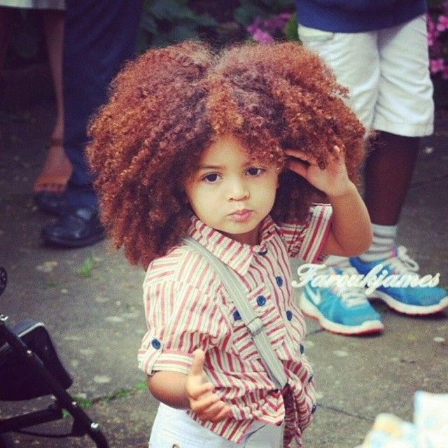 Brilliant Natural Hairstyles For Kids The Style News Network Short Hairstyles For Black Women Fulllsitofus