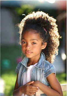 Groovy Natural Hairstyles For Kids The Style News Network Short Hairstyles For Black Women Fulllsitofus