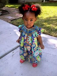 Natural Hairstyles for Kids 6