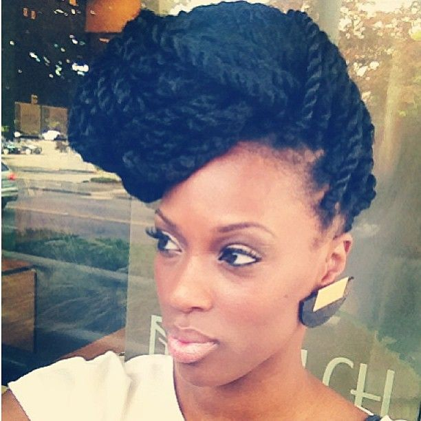 Natural Hairstyles for Prom 10