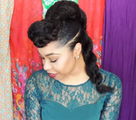 Natural Hairstyles for Prom 11