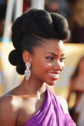 Natural Hairstyles for Prom