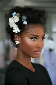 2015 Prom Hairstyles for Black and African Americans 11