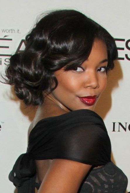 Swell 2015 Prom Hairstyles For Black And African Americans The Style Short Hairstyles For Black Women Fulllsitofus
