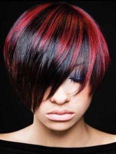 2015 Short Hair Trends & Haircuts for Black Women 17