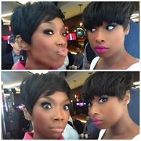 Pleasing We Love It Brandy Tries Out Pixie Haircut Trend The Style News Short Hairstyles Gunalazisus