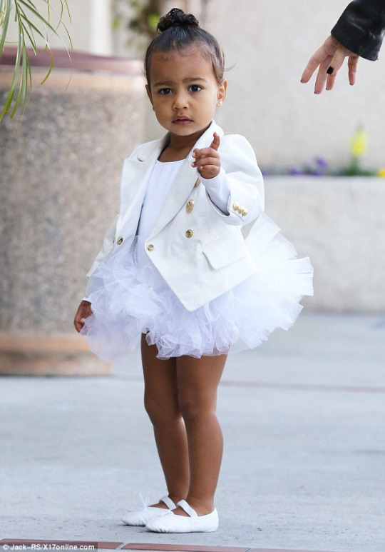 Chic Cutie - Nori West Rocks White Tutu