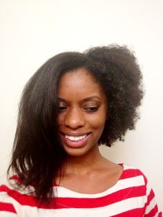 Natural Hair Shrinkage Is Deceiving - 20 Naturals Display Their Truth Hair Length 4