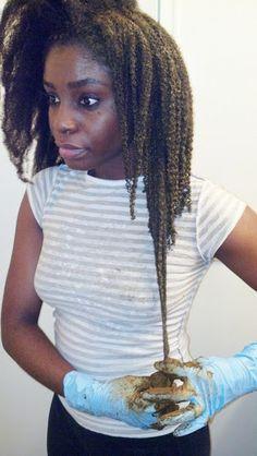 Natural Hair Shrinkage Is Deceiving - 20 Naturals Display Their Truth Hair Length 7