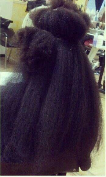 Natural Hair Shrinkage Is Deceiving - 20 Naturals Display Their Truth Hair Length
