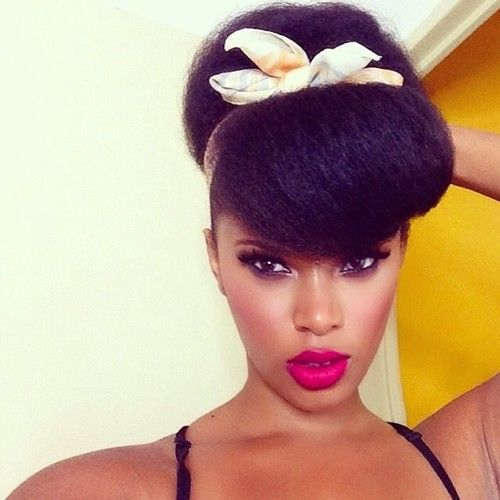Hair Accessory Ideas for Black Women 13