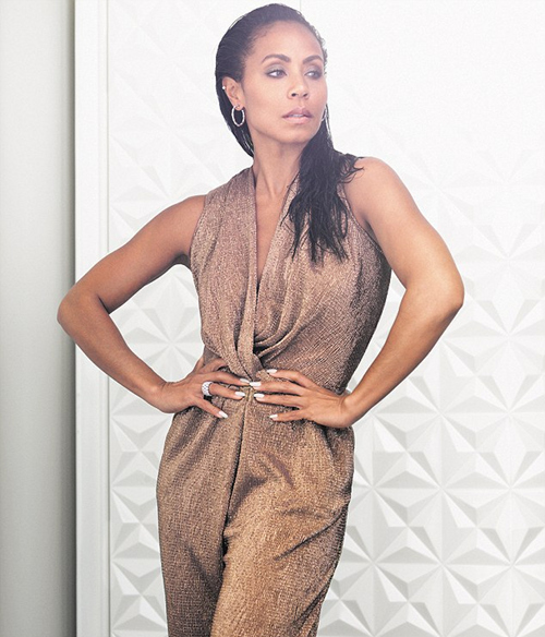 Jada Pinkett Smith Stuns In Sophisticated Fashion for Haute Living Magazine 3