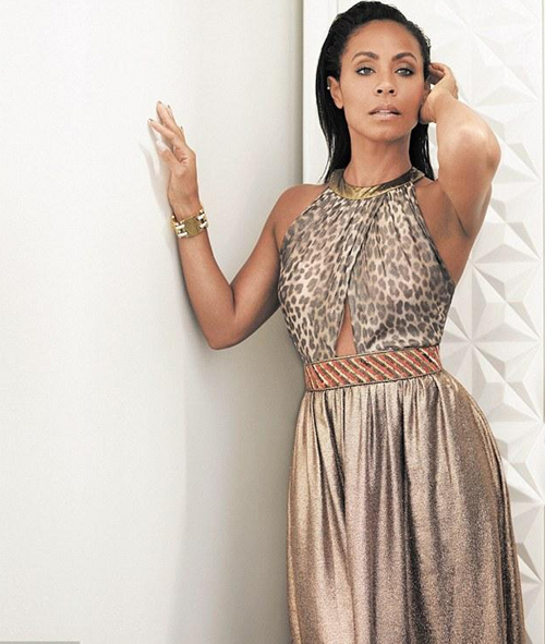 Jada Pinkett Smith Stuns In Sophisticated Fashion for Haute Living Magazine 4
