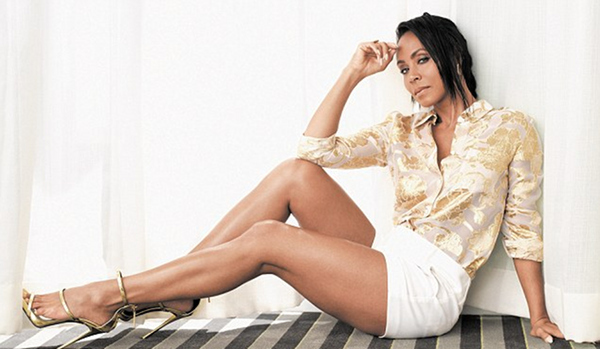 Jada Pinkett Smith Stuns In Sophisticated Fashion for Haute Living Magazine