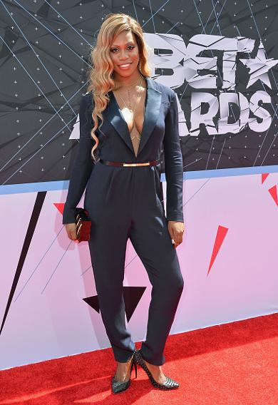 Slaying The Red Carpet - Best Dressed At The 2015 BET Awards 4