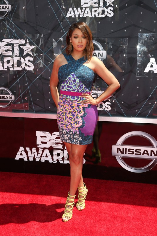 Slaying The Red Carpet - Best Dressed At The 2015 BET Awards 5