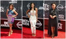 Slaying The Red Carpet - Best Dressed At The 2015 BET Awards main