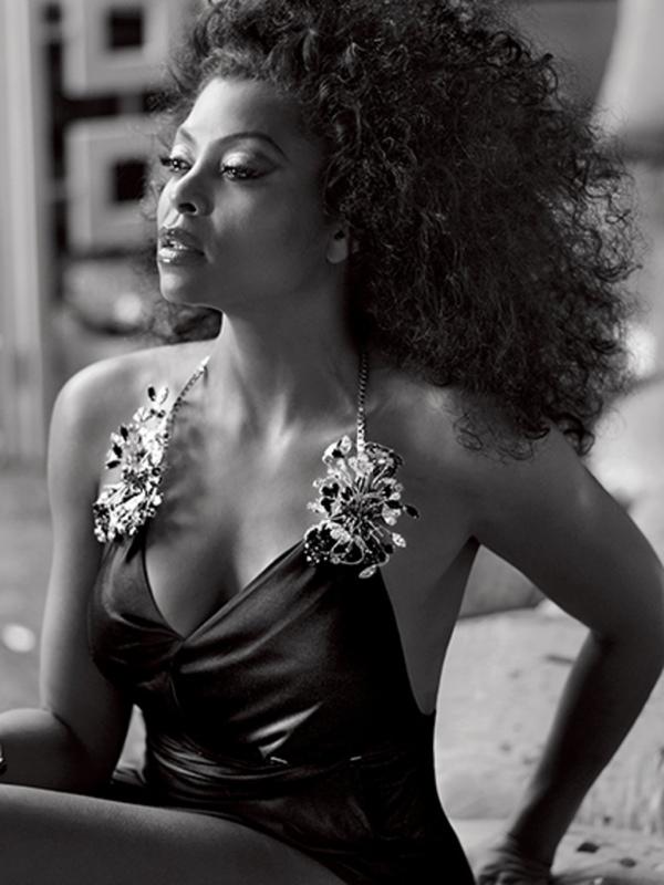 Taraji P. Henson Fronts Allure Magazine For July 2015 Issue 2