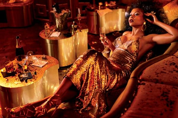 Taraji P. Henson Fronts Allure Magazine For July 2015 Issue 3
