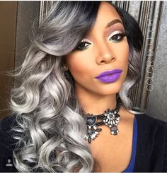 2015 Fall & Winter 2016 Hairstyles for Black and African American Women 10