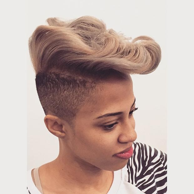 2015 Fall & Winter 2016 Hairstyles for Black and African American Women 11
