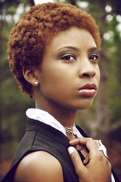 2015 Fall & Winter 2016 Hairstyles for Black and African American Women 16