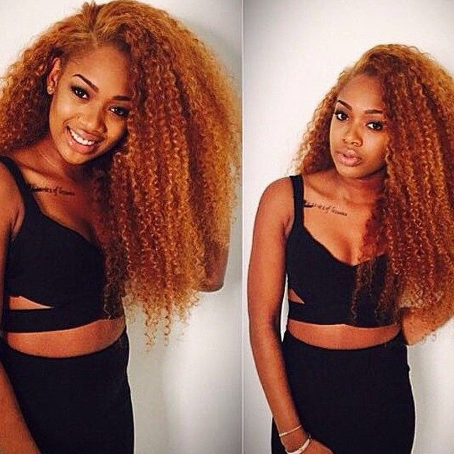 Even More Hair Color Combinations On Black Women That Will Blow Your Mind  T