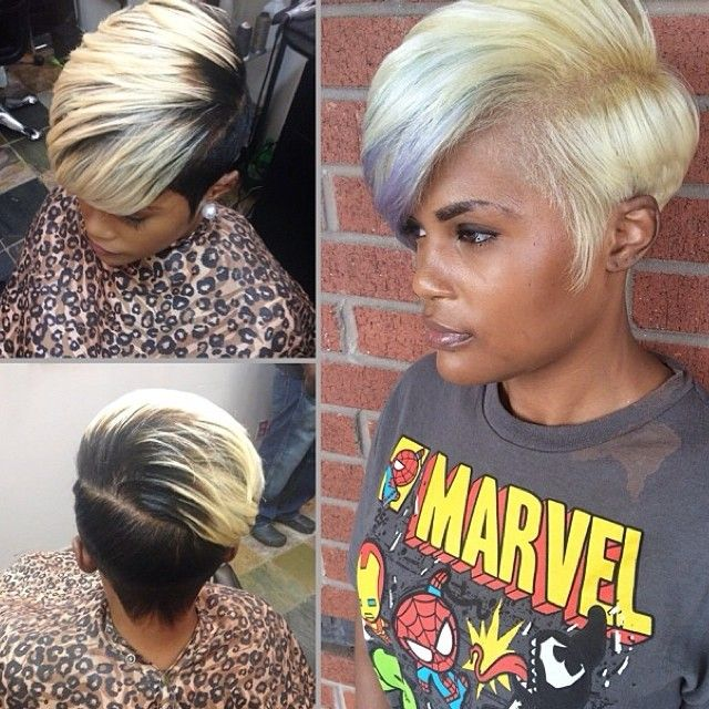 Even More Hair Color Combinations On Black Women That Will Blow Your Mind 12