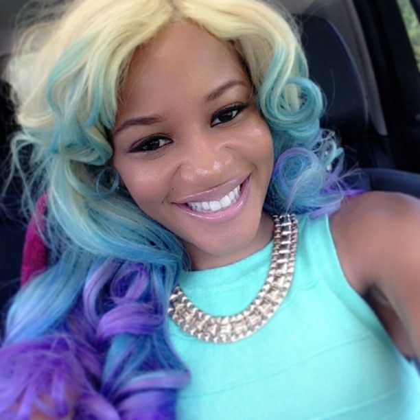 Even More Hair Color Combinations On Black Women That Will Blow Your