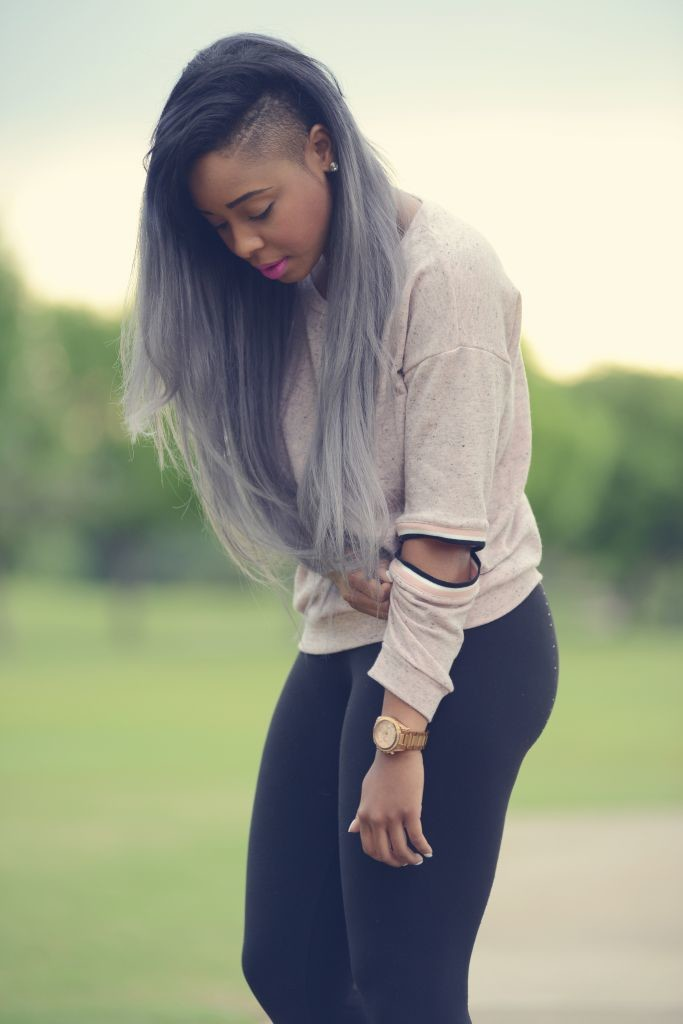 Even More Hair Color Combinations On Black Women That Will Blow Your Mind 23